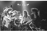 Dweezil Zappa, Steve Jones, Andy Taylor, Charlie Sexton , Patrick Ohearn, Tommy Lee.  Roxy  1986