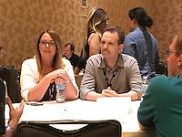 "Carrie Henn, Michael Biehn<br /> at the ""Aliens"" 30th Anniversary Reunion at San Diego Comic-Con, San Diego, CA 07-23-16<br /> David Edwards/Dailyceleb.com 818-249-4998"