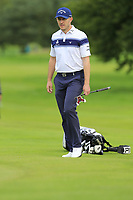 Stuart Manley (WAL) at the 3rd green during Sunday's Final Round of the Northern Ireland Open 2018 presented by Modest Golf held at Galgorm Castle Golf Club, Ballymena, Northern Ireland. 19th August 2018.<br /> Picture: Eoin Clarke | Golffile<br /> <br /> <br /> All photos usage must carry mandatory copyright credit (&copy; Golffile | Eoin Clarke)