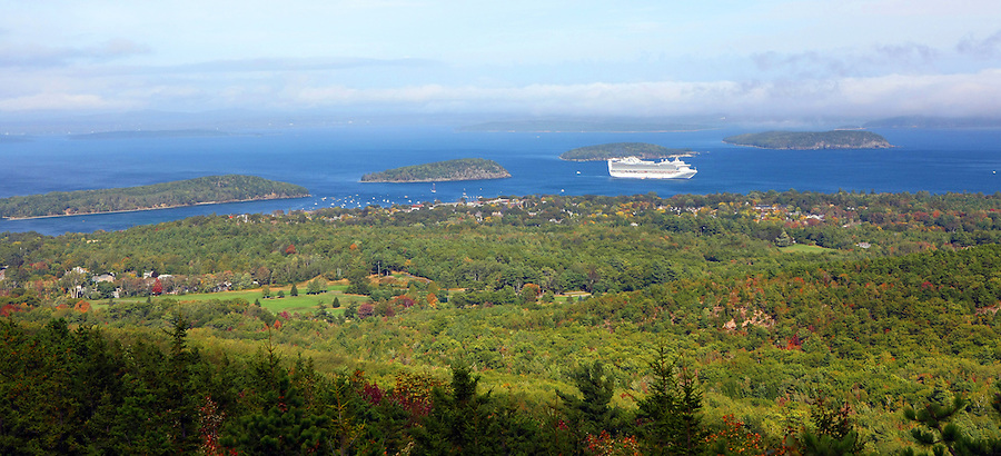 A recent vacation to Acadia National Park in Maine.