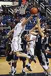 Utah State @ Nevada basketball 012015