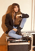 1988: FIONA - Photosession in New York