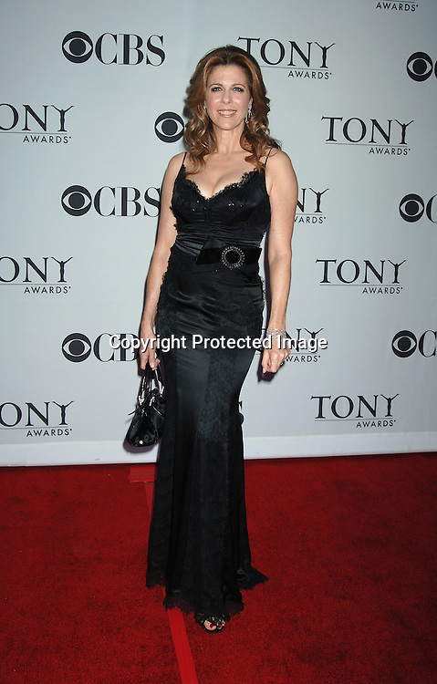 Rita Wilson ..arriving at the 60th Annual Tony Awards on June11, 2006..at Radio City Music Hall. ..Robin Platzer, Twin Images