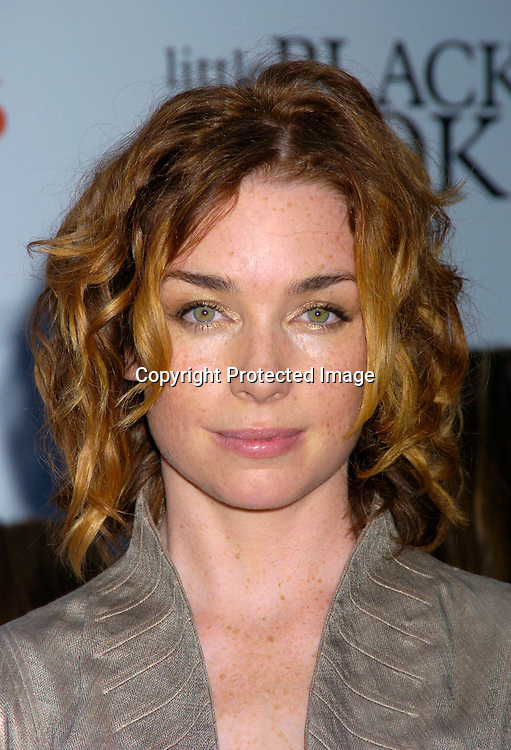 "Julianne Nicholson ..at The Premiere of "" Little Black Book"" on July 21, 2004 ..at The Ziegfeld Theatre. ..Photo by Robin Platzer, Twin Images"