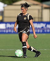 19 July 2009: Greer Barnes of FC Gold Pride in action during the game against Boston Breakers at Buck Shaw Stadium in Santa Clara, California.   Boston Breakers defeated FC Gold Pride, 1-0.