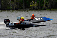 20-H and 99-E   (Outboard Runabouts)