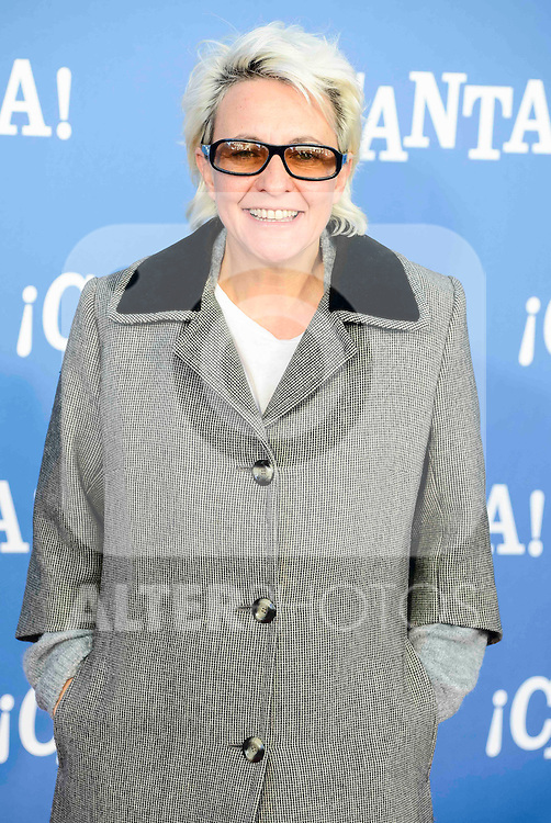 "Eva Hache attends to the premiere of the film ""¡Canta!"" at Cines Capitol in Madrid, Spain. December 18, 2016. (ALTERPHOTOS/BorjaB.Hojas)"