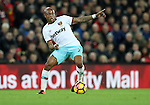 Andrew Ayem of West Ham United during the Premier League match at Anfield Stadium, Liverpool. Picture date: December 11th, 2016.Photo credit should read: Lynne Cameron/Sportimage