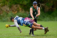 Ki-o-Rahi &ndash; CSW Senior Tournament at Onepoto Park, Titahi Bay, Porirua, New Zealand on Friday 29 September 2017.<br /> Photo by Masanori Udagawa. <br /> www.photowellington.photoshelter.com