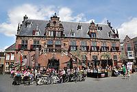 De Boterwaag op de Grote Markt in Nijmegen
