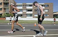 26 MAR 2006 - MOOLOOLABA, AUSTRALIA - Mooloolaba Triathlon Festival. (PHOTO (C) NIGEL FARROW)