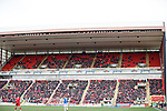 03.03.2019 Aberdeen v Rangers: Top tier not sold out