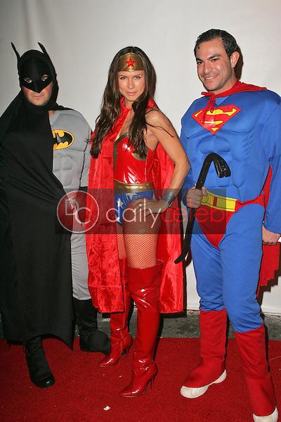 Rhona Mitra and friends<br /> at Heidi Klum's 7th Annual Halloween Party, Privilege, Los Angeles, CA 10-31-06<br /> <br /> David Edwards/DailyCeleb.com 818-249-4998