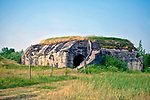 Ruiny twierdzy Osowiec, Polska<br /> The ruins of the fortress of Osowiec, Poland
