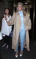 APR 19 Christie Brinkley Seen In NYC