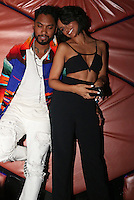 LOS ANGELES, CA - JUNE 26: Miguel and Nazanin Mandi at the Mark Pitts & Bystorm Entertainment post 2016 BET Awards Celebration at Bootsy Bellows in Los Angeles, California on June 26, 2016. Credit: Walik Goshorn/MediaPunch
