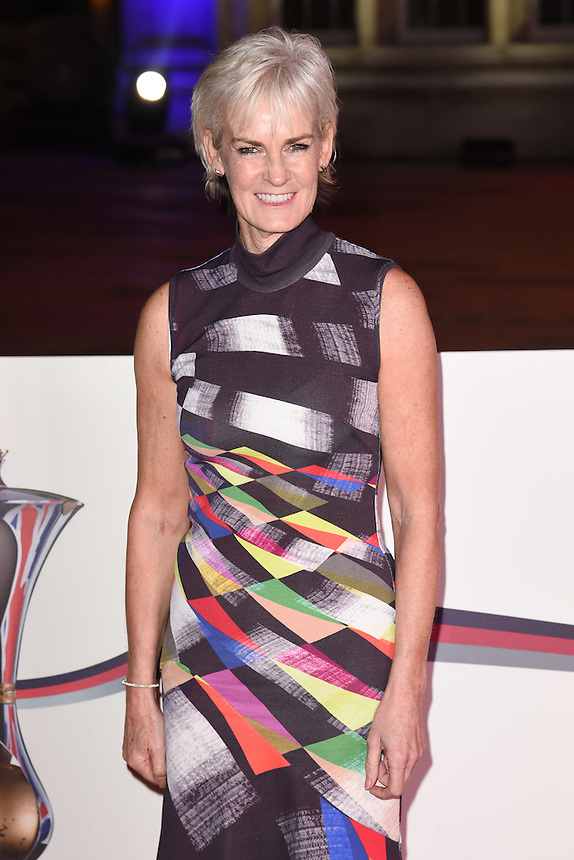 Judy Murray<br /> at the Millies 2016, Guildhall, London.<br /> <br /> <br /> ©Ash Knotek  D3212  14/12/2016