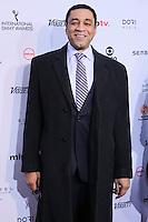 NEW YORK, NY 21.11.2016 - EMMY-2016 - Herry Lennix durante tapete vermelho do Emmy Internacional 2016 prêmio dos melhores atores e novelas da TV, em Nova York, nos Estados Unidos na noite desta segunda-feira, 21. (Foto: Vanessa Carvalho/Brazil Photo Press)