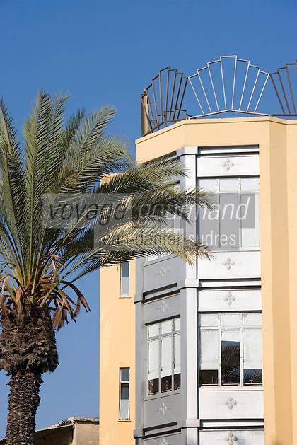 Asie/Israel/Tel-Aviv-Jaffa: Centre Musical Felicia Blumental sur Bialik Sreet dans le quartier Neve Zedec