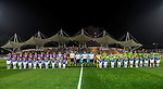 Kitchee SC plays Balestier Khalsa FC during the AFC Cup 2015 Group Stage F match on February 24, 2015 at the Mong Kok stadium in Hong Kong, China. Photo by Aitor Alcalde / Power Sport Images