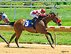 Showmeister winning at Delaware Park on 8/3/16