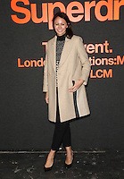 Caroline Rush attending The Superdry AW14 event, London Collections: Men held at the old sorting office<br /> London. 07/01/2014 Picture by: Henry Harris / Featureflash