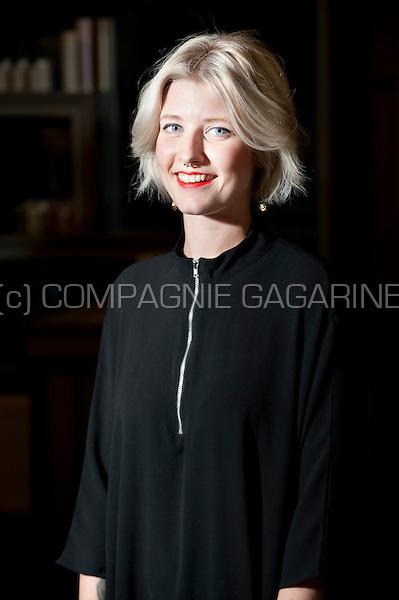 Belgian hairdresser Myassar Bachofner (Belgium, 09/10/2015)