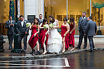 Mikah McClure and Chris Ivens-Brown wedding held at St. Patricks Cathedral followed by a bit of revelry at the Foundation for the Carolinas.