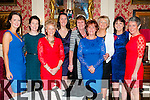 Clounmacon GAA Social :Pictured at the Clounmacon GAA social held at the Listowel Arms Hotel on Friday night last were L-R: Lisa Keane. Elaine O'Mahony, Julie Gleeson, Betty O'Sullivan Halpin, Annette Shanahan, Bernie O'Sullivan, Eleanor Quinlan, Bridget Molyneaux & Shelia O'Sullivan.