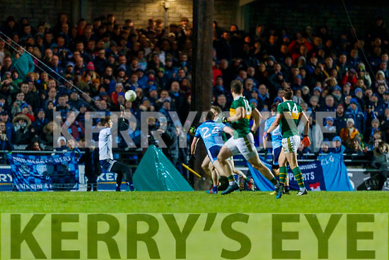 Kerry in action against   Dublin during the Allianz Football League Division 1 Round 3 match between Kerry and Dublin at Austin Stack Park in Tralee, Kerry on Saturday night.