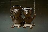 Xalapa Anthropology Museum, Veracruz Mexico.  Thursday, April 3, 2008