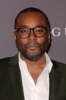 LOS ANGELES, CA - NOVEMBER 04: Lee Daniels at the 2017 LACMA Art + Film Gala Honoring Mark Bradford And George Lucas at LACMA on November 4, 2017 in Los Angeles, California. Credit: David Edwards/MediaPunch /NortePhoto.com