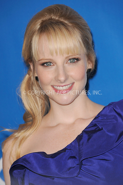 WWW.ACEPIXS.COM . . . . . .May 16, 2012...New York City.....Melissa Rauch attends the 2012 CBS Upfronts at The Tent at Lincoln Center on May 16, 2012 in New York City.on May 16, 2012  in New York City ....Please byline: KRISTIN CALLAHAN - ACEPIXS.COM.. . . . . . ..Ace Pictures, Inc: ..tel: (212) 243 8787 or (646) 769 0430..e-mail: info@acepixs.com..web: http://www.acepixs.com .
