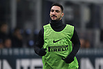 Matteo Politano of Inter warms up during the Serie A match at Giuseppe Meazza, Milan. Picture date: 11th January 2020. Picture credit should read: Jonathan Moscrop/Sportimage