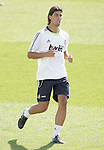 MADRID (11/08/2010).- Real Madrid training session at Valdebebas. Sami Khedira...Photo: Cesar Cebolla / ALFAQUI
