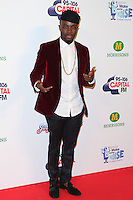 Fude ODG attending the Capital Radio Jingle Bell Ball 2014, at the O2, London. 07/12/2014 Picture by: Alexandra Glen / Featureflash