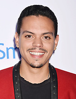 SANTA MONICA, CA - SEPTEMBER 09:  Actor-musician Evan Ross attends Operation Smile's Annual Smile Gala at The Broad Stage on September 9, 2017 in Santa Monica, California.<br /> CAP/ROT<br /> &copy;ROT/Capital Pictures