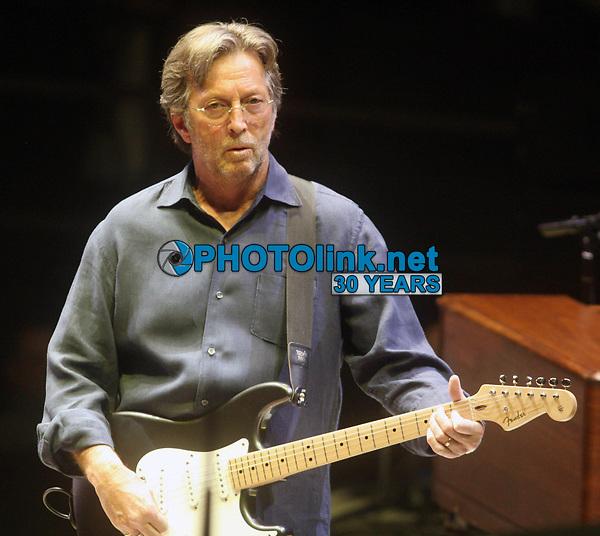 Eric Clapton, 2008, Photo By John Barrett/PHOTOlink
