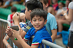 Kitchee vs HKFA U-21 during the Main tournament of the HKFC Citi Soccer Sevens on 22 May 2016 in the Hong Kong Footbal Club, Hong Kong, China. Photo by Li Man Yuen / Power Sport Images