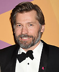 BEVERLY HILLS, CA - JANUARY 07: Actor Nikolaj Coster-Waldau arrives at HBO's Official Golden Globe Awards After Party at Circa 55 Restaurant in the Beverly Hilton Hotel on January 7, 2018 in Los Angeles, California.