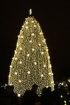 White House Christmas tree Washington DC, Fine Art Photography by Ron Bennett, Fine Art, Fine Art photo, Art Photography,