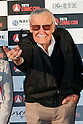 Comic book writer Stan Lee poses for the cameras during the red carpet for the Tokyo Comic Con at Makuhari Messe International Exhibition Hall on December 2, 2016, Tokyo, Japan. Tokyo's Comic Con is part of the San Diego Comic-Con International event and is being held for the first time in Japan from December 2 to 4, 2016. (Photo by Rodrigo Reyes Marin/AFLO)