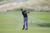 Julian Suri (USA) on the 10th fairway during Round 3 of the HNA Open De France at Le Golf National in Saint-Quentin-En-Yvelines, Paris, France on Saturday 30th June 2018.<br /> Picture:  Thos Caffrey | Golffile