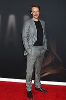 """LOS ANGELES - FEB 24:  Michael Dorman at the """"The Invisible Man"""" Premiere at the TCL Chinese Theater IMAX on February 24, 2020 in Los Angeles, CA"""