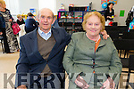 Pictured at the Meenkilly National 100th year celebrations at Meenkilly National School on Saturday was L-R: Patrick J O'Connor and Mary O'Connor, Caherhayes, Abbeyfeale.