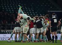 20161208 Men's Varsity Rugby, Twickenham. UK.