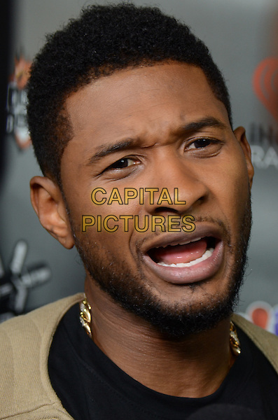 Usher.'The Voice' Season 4 premiere at House of Blues Sunset Strip, West  Hollywood, California, USA 8th May 2013.CAP/ADM/TW.©Tonya Wise/AdMedia/Capital Pictures