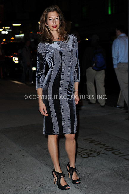 WWW.ACEPIXS.COM<br /> October 22, 2015 New York City<br /> <br /> Alysia Reiner arriving to attend the 2015 Fashion Group International's Night Of Stars at Cipriani Wall Street on October 22, 2015 in New York City.<br /> <br /> Credit: Kristin Callahan/ACE<br /> Tel: (646) 769 0430<br /> e-mail: info@acepixs.com<br /> web: http://www.acepixs.com