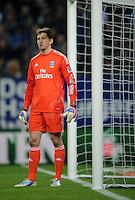 FUSSBALL   1. BUNDESLIGA    SAISON 2012/2013    14. Spieltag   Hamburger SV - FC Schalke 04                               27.11.2012 Rene Adler (Hamburger SV)