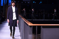 Barcelona Fashion Autumn-Winter 2014-2015, Barcelona 29 Enero, Josep Abril  <br /> <br /> (Foto:MiguelGarcia/Urbanandsport/Kadena/NoprtePhoto)